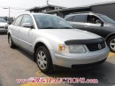 Used 2000 Volkswagen PASSAT GLS 4D SEDAN for sale in Calgary, AB