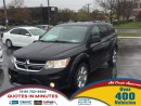Used 2013 Dodge Journey R/T   LEATHER   NAV   HEATED SEATS   DVD for sale in London, ON