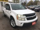 Used 2005 Chevrolet Equinox LT/AWD/LEATHER/ROOF/LOADED/ALLOYS for sale in Pickering, ON