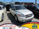 Used 2008 Dodge Caliber SXT | | GREAT STARTER CAR for sale in London, ON