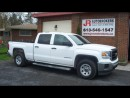 Used 2014 GMC Sierra 1500 Crew Cab 4X4 - Super Low Kms! for sale in Elginburg, ON