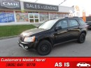 Used 2007 Pontiac Torrent AS TRADED *UNCERTIFIED* for sale in St Catharines, ON