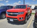 New 2017 Chevrolet Colorado 4WD LT for sale in Orillia, ON