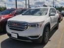New 2017 GMC Acadia SLT for sale in Orillia, ON