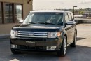 Used 2010 Ford Flex Limited 7 Passenger Located In Langley for sale in Langley, BC