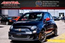 Used 2014 Fiat 500 Abarth|Manual|Sunroof|KeylessEntry|RedBodysideStripe|PowerOptions|17