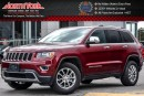 Used 2016 Jeep Grand Cherokee Limited|4x4|Nav|RearCam|ParkAsst.|R-Start|HtdSeats|18