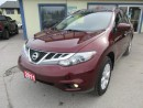 Used 2011 Nissan Murano LOADED SV MODEL 5 PASSENGER 3.5L - V6.. AWD.. HEATED SEATS.. BACK-UP CAMERA.. DUAL POWER SUNROOF.. for sale in Bradford, ON