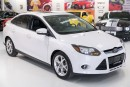 Used 2013 Ford Focus Titanium, Nav, Sunroof, Leather... for sale in Paris, ON