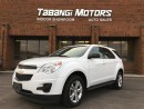 Used 2012 Chevrolet Equinox LS AWD LOW KMS for sale in Mississauga, ON