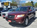Used 2007 Hyundai Santa Fe GL Premium w/Lth for sale in Scarborough, ON