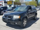 Used 2002 Ford Escape XLT for sale in Scarborough, ON