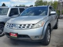 Used 2004 Nissan Murano SE for sale in Scarborough, ON