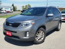 Used 2015 Kia Sorento LX AWD for sale in Beamsville, ON