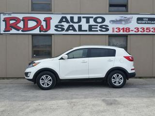 Used 2013 Kia Sportage LX ACCIDENT FREE.FINANCING AVAILABLE for sale in Hamilton, ON