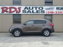 Used 2011 Kia Sportage LX 1 OWNER ACCIDENT FREE for sale in Hamilton, ON