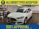 Used 2013 Ford Fusion SE*MICROSOFT SYNC*KEYLESS ENTRY*ALLOYS*POWER WINDOWS/LOCKS/HEATED MIRRORS* for sale in Cambridge, ON