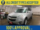 Used 2013 Chevrolet Equinox LT*AWD*BACK UP CAMERA*REMOTE START*MY LINK PHONE CONNECT*POWER DRIVER SEAT*HEATED FRONT SEATS*FOG LIGHTS* for sale in Cambridge, ON