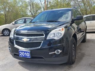 Used 2010 Chevrolet Equinox 1LT,,certified for sale in Oshawa, ON