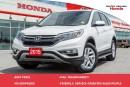 Used 2015 Honda CR-V EX-L (CVT) for sale in Whitby, ON