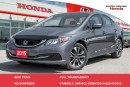 Used 2015 Honda Civic EX (CVT) for sale in Whitby, ON
