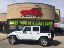Used 2017 Jeep Wrangler Sahara for sale in Scarborough, ON