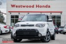 Used 2015 Kia Soul SX Luxury for sale in Port Moody, BC