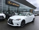 Used 2015 Lexus IS 250 AWD 6A for sale in Surrey, BC