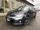 Used 2015 Toyota Corolla S,local,one owner for sale in Surrey, BC
