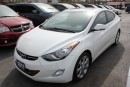 Used 2011 Hyundai Elantra Limited w/Nav LOW KMs for sale in Brampton, ON