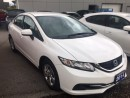 Used 2014 Honda Civic LX for sale in Burnaby, BC