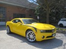 Used 2013 Chevrolet Camaro 2LT,Leather, BackUp Cam, WINTER TIRES ,CERTIFIED for sale in Concord, ON