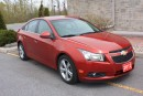 Used 2012 Chevrolet Cruze LTZ Turbo w/1SA for sale in Cornwall, ON