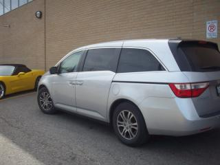 Used 2011 Honda Odyssey EX-L for sale in Markham, ON