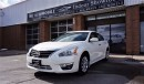 Used 2013 Nissan Altima CVT 2.5 BLUETOOTH NO ACCIDENT for sale in Mississauga, ON