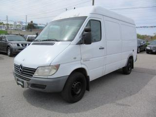 Used 2005 Mercedes-Benz Sprinter 2500 High Roof L5 2.7 L for sale in Newmarket, ON