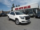 Used 2014 GMC Acadia AUTO NO ACCIDENT 7 PASS TOWING P GATE REMOTE START for sale in Oakville, ON