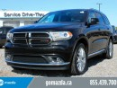 Used 2016 Dodge Durango Limited LEATHER for sale in Edmonton, AB