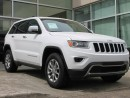 Used 2016 Jeep Grand Cherokee LIMITED/BACK UP MONITOR/HEATED FRONT AND SECOND ROW SEATS/HEATED WHEEL for sale in Edmonton, AB
