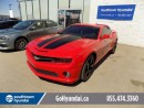 Used 2010 Chevrolet Camaro SS 2dr Coupe for sale in Edmonton, AB