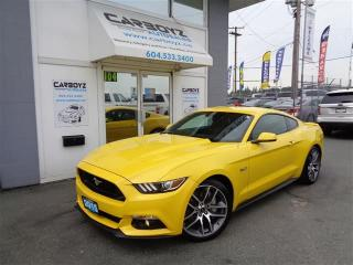 Used 2015 Ford Mustang GT Premium 5.0L, Nav, Roush Exhaust for sale in Langley, BC