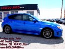 Used 2013 Subaru WRX WRX Limited Turbo 5 Speed AWD Leather Sunroof Cert for sale in Milton, ON