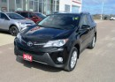 Used 2014 Toyota RAV4 LIMITED  for sale in Renfrew, ON