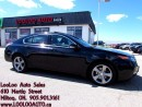 Used 2012 Acura TL Tech-Pkg Manual Navigation Camera Certified 2YR Wa for sale in Milton, ON