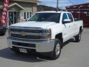 Used 2016 Chevrolet Silverado 2500 LT with 8 Foot Box for sale in Corner Brook, NL