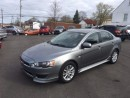 Used 2012 Mitsubishi Lancer ES for sale in Dartmouth, NS