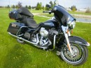 Used 2013 Harley-Davidson Touring FLHTK ELECTRA GLIDE ULTRA LTD for sale in Blenheim, ON
