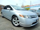 Used 2008 Honda Civic EX-L | LEATHER.ROOF | NO ACCIDENTS for sale in Kitchener, ON