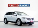Used 2013 Lincoln MKX NAVIGATION BACKUP CAMERA LEATHER PANORAMIC SUNROOF for sale in North York, ON