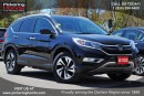 Used 2015 Honda CR-V Touring LEATHER NAVI AWD for sale in Pickering, ON